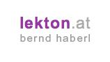Bernd Haberl - lekton.at