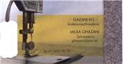 GAZANI KG - Änderungsschneiderei