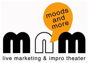 Manuela Stachl -  mnm - moods and more / live marketing & impro theater