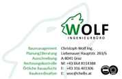 Ing. Christoph Wolf - Ingenieurbüro Wolf