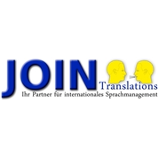 JOIN Translations OG -  Sprachdienstleistugnsunternehmen