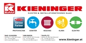 Kieninger Elektro- u. Installationstechnik GmbH - Kieninger Elektro & Installationstechnik GmbH
