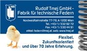 Rudolf Tmej GmbH - Fabrik für technische Federn
