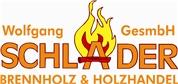 Wolfgang Schlader GmbH - Schlader Brennholz und Holzhandel