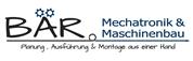 Ing. Roland Bär - Bär Mechatronik und Maschinenbau