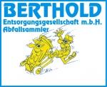 Berthold Entsorungsgesellschaft m.b.H. - ARA-Partner ARGEV-Regionalpartner für den politischen Bezirk MISTELBACH sowie Subpartner in den Bezirken Korneuburg und Hollabrunn ARO-Partner AGR-Partner