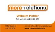 Wilhelm Pichler - Immobilienfinanzierung-Bausparservice & Betriebsberatung