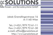 PR Solutions Kassen- und Barcodesysteme GmbH -  Vertrieb von Gesamtlösungen
