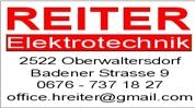 Ing. Helmut Reiter - Beh. konz. Elektrotechniker, Infrarot-Heizungsanlagen-Bau, Personenbetreuung