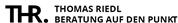 Thomas Erwin Riedl -  THR-Beratung auf den Punkt