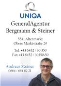 Andreas Steiner -  Versicherungsagent