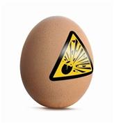 Johannes Klein - explosive egg films and television