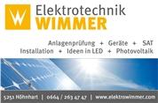 Ferdinand Karl Wimmer - Elektrotechnik Wimmer