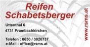 Franz Schabetsberger - Reifen Schabetsberger