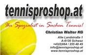 Walter Christian KG -  Tennisproshop, Christian Walter KG