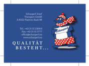 Schauperl Josef Transport GmbH - Kommerzialrat Josef Schauperl Transporte