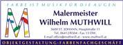 Wilhelm Muthwill, Malermeister -  Malermeister, Farbenverkauf