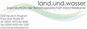 Betriebsgesellschaft Marchfeldkanal - land.und.wasser - Ingenieurbüro der Betriebsgesellschaft Marchfeldkanal