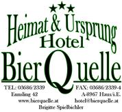 Brigitte Spielbichler - Heimat & Ursprung Hotel Bierquelle