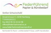 Stefan Erich Schwinzhakl -  Einzelhandel für Papier und Bürobedarf