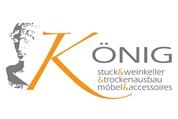 Franz König GmbH -  KÖNIG Stuck | Weinkeller | Trockenausbau | Möbel | Accessoires