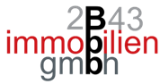 2B43 Immobilien GmbH -  2B43 [two-be-four-three] Immobilien