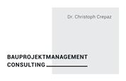 Dr. Christoph Edmund Crepaz - Christoph Crepaz Bauprojektmanagement | Consulting