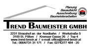 Trend Baumeister GmbH