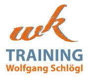 Wolfgang Schlögl -  wk-Training Wolfgang Schlögl