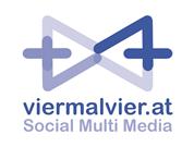 viermalvier.at Agentur für Neue Medien GmbH -  Social Media Agentur