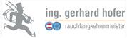 Ing. Gerhard Hofer e.U. - Rauchfangkehrer, Prüforgan, Feuerlöscher, Energieausweis