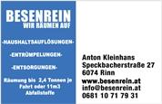 Anton Kleinhans - besenrein.at