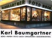 Karl Edmund Jakob Josef Baumgartner -  SKRIBO BAUMGARTNER