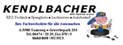 Kendlbacher KFZ-Technik GmbH - Kfz-Technik -Spenglerei - Lackiererei - Autobedarf