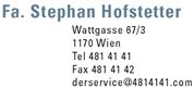 Stephan Hofstetter-Ebner