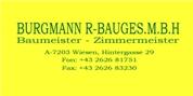 Burgmann R-Baugesellschaft m.b.H.