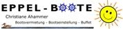 Christiane Ahammer - EPPEL-BOOTE  <br>Christiane Ahammer  <br>Bootsvermietung, Bootseinstellung, Buffet