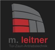 Markus Leitner -  m.leitner Tor-Zaun-Antriebstechnik