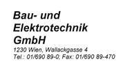 Bau- und Elektrotechnik GmbH