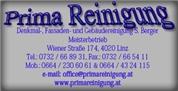 Sladjana Berger - Prima Reinigung BERGER