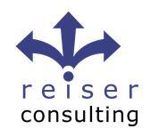 Reiser Consulting e.U. -  Unternehmensberatung
