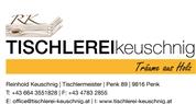 Reinhold Keuschnig - TISCHLEREI keuschnig