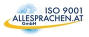 ALLESPRACHEN.AT-ISO 9001 GmbH - Übersetzungen & Dolmetschungen