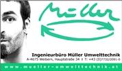 Müller Abfallprojekte GmbH - Ingenieurbüro für Umwelttechnik