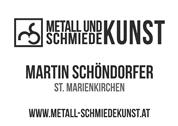 Martin Schöndorfer - Metall und Schmiedekunst