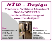 Willibald Neunteufl - NTW-Design