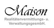 """""""Maison"""" Realitäten Vermittlungs- und VerwaltungsgesmbH. - Immobilienmakler - Immobilienvermittler"""
