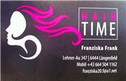 Franziska Anna Frank -  Hair Time