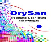 DrySan e.U. - Trocknung Sanierung; Fliesenverlegungen aller Art