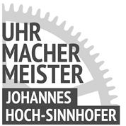 Johannes Hoch-Sinnhofer -  Uhrmachermeister